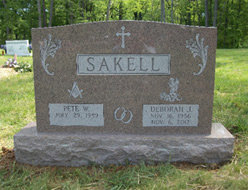Traditional Memorials & Headstones