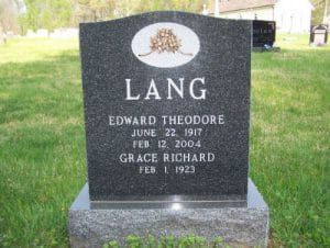 Granite Sandblast Lettering- Veteran Memorials & More in Maryland