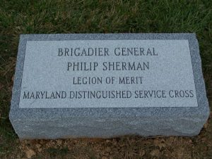 Grass & Bevel Markers in Maryland - Merkle Monuments