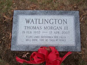 Memorials & Bevel Markers by Merkle Monuments