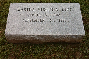 Bevel, Grass and Pet Cemetery Markers by Merkle Monuments in Maryland