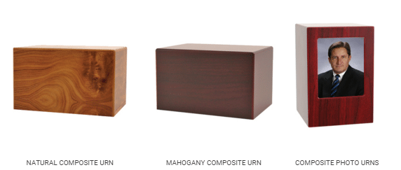 Composite Urns Offered in Maryland