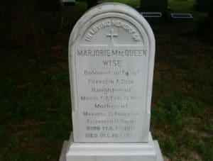 Headstone & Granite Sandblast Lettering in Maryland