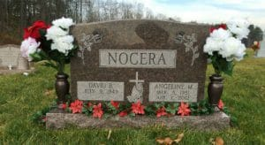 Customized Granite Memorials in Maryland