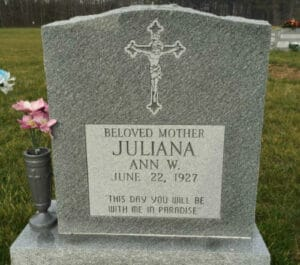 Granite Memorials & Headstones in Maryland