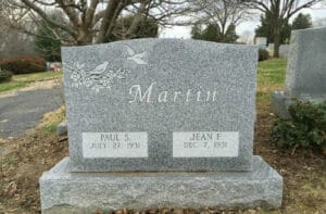 Cleaning & Repairs for Granite & Marble Memorials