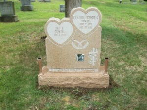 Granite & Bronze Memorial Designs in Maryland