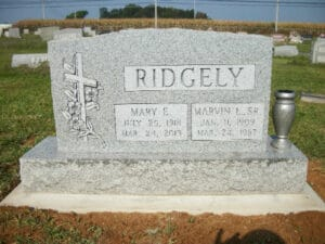 Granite Headstones & Repairs in Maryland