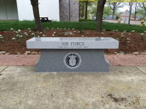 Community Entrance Signs, Benches & Veteran Memorials in Maryland